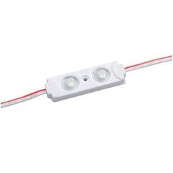 Светодиодный модуль 2SMD 2835 IP65 линза