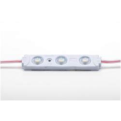 Светодиодный модуль 3SMD 2835 IP65 линза
