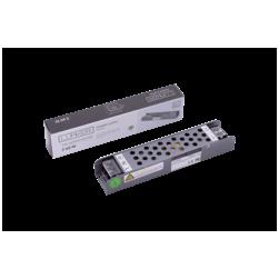 Компактный блок питания в металлическом корпусе LUX, IP20, 60 W, 12V, YA-60-12