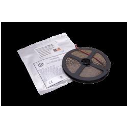 Лента светодиодная SMD 3528, 120 LED/м, 9,6 Вт/м, 24В, IP20, Цвет: Нейтральный белый