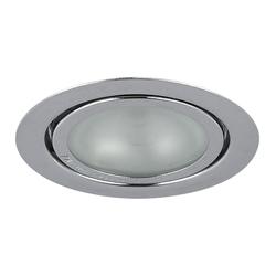 Светильник MOBI INC G4 ХРОМ/МАТОВЫЙ (003204)