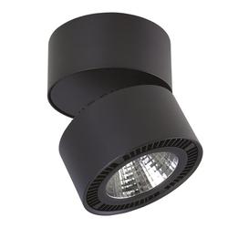 Светильник FORTE MURO LED 26W 1950LM 30G ЧЕРНЫЙ 3000K (213837)