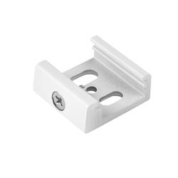 Скоба крепления д/шинопровода (Серая) BSL 17 SL NA (d=6mm) (Оптима)
