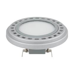 Лампа AR111-UNIT-G53-12W- Warm3000 (WH, 120 deg, 12V) (ARL, Металл)