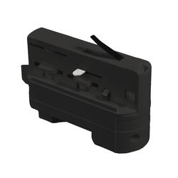 HOROZ 096-001-0008 Мультиадаптер для трековых систем Черный (трехфазный)