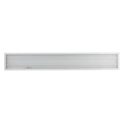 Светодиодный светильник 2х36 Baulamp Office Linear 1200х180 36Вт 6500К Макропризма