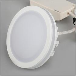 Светодиодная панель LTD-95SOL-10W Day White (ARL, IP44 Пластик, 3 года)