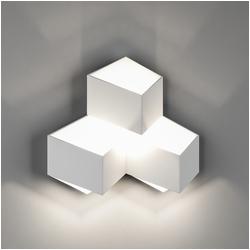 GW-1101/3 PALMIRA Светодиодный настенный светильник 9W белый 3000К