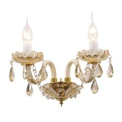 Настенный светильник Crystal Brendy D240*W400*H290 2*E14*40W, excluded (1738-2W)
