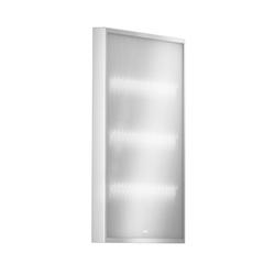 Светодиодный светильник Geniled Офис Standart  595х595х45 40Вт 4000К IP54 Микропризма