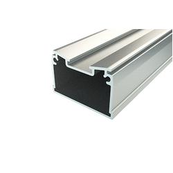 Профиль накладной алюминиевый LC-LP-1827-2 Anod