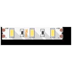 Светодиодная лента стандарт SMD 5630, 60 LED/м, 12 Вт/м, 12В, IP20, Цвет: Теплый белый