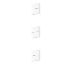 Набор коннекторов соединительных для RGB светодиодной ленты шириной 10 мм 3 шт