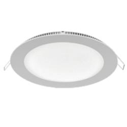 Панель светодиодная круглая RLP-eco 14Вт 4000К 1120Лм 170/155мм белая IP40