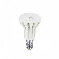 Лампа светодиодная LED-R50-standard 5Вт 160-260В Е14 3000К 450Лм. Теплый белый